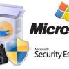 Éléments essentiels de sécurité de Microsoft par rapport antivirus tiers du parti