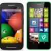 Motorola moto g vs Nokia Lumia 630 - à la recherche d'un téléphone milieu de gamme?