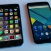 Nexus 6 vs iphone 6 plus - le plus grand, le plus cher