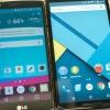 Nexus 6 vs LG g4 - top grandes téléphones pour des clients exigeants