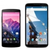 Nexus 6 Nexus vs 5 - plus importante mise de Google