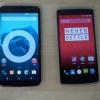 Nexus 6 vs OnePlus One 2 - un phablet normale ou une comparaison de phablet surdimensionné