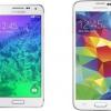 Samsung galaxy alpha vs Samsung Galaxy S5 - top spécifications et caractéristiques de comparaison