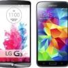 Samsung Galaxy Note 5 vs LG G3 - date de sortie et page Fiche comparaison