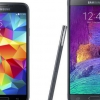 Samsung Galaxy S5 vs Samsung Galaxy Note 4