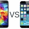 Samsung Galaxy S6 vs Apple iPhone 6 - meilleure comparaison des spécifications, de la conception et de la caméra