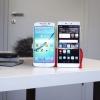 , La comparaison de la conception et les spécifications Caractéristiques principales - Samsung Galaxy S6 vs p8 Huawei