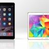 Samsung Galaxy Tab S2 vs iPad air 2 - que l'on domine l'industrie des comprimés?