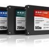 Disque dur SATA et SSD