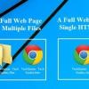 Enregistrer une page Web dans un fichier HTML unique en chrome en utilisant l'extension singlefile