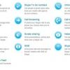 Skype mise à jour 7.4 bêta présente une interface utilisateur plus frais et plus