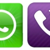 Skype vs Viber - deux offrent des appels voip, mais les utilisateurs veulent de haute qualité