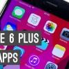 Top 5 des applications pour iPhone et iPhone 6 6 plus