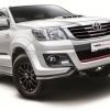 Toyota Hilux 2015 et 2 016 avis