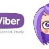Viber téléchargement 5.4.1 apk disponible pour Android, iOS et Blackberry