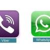 Viber vs WhatsApp vs Skype téléchargement gratuit - comparaison de ces grandes applications de messagerie, populaires