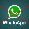 WhatsApp être interdit au Royaume-Uni, l'interdiction peut étendre à nous et les autres pays