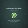 WhatsApp installer la dernière apk sur deux numéros mobiles avec ogwhatsapp