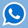 WhatsApp tendance bleu - application la plus dangereuse jamais fait?