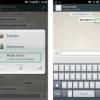 WhatsApp trucs et astuces pour Android - Comment ajouter des contacts et plus