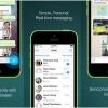Expérience utilisateur améliorée WhatsApp par la personnalisation de l'application