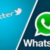 WhatsApp vs twitter - fonctionnalités et améliorations top, plus de 140 caractères sur twitter
