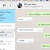 WhatsApp téléchargement sur le Web et envoyer des images, des vidéos et des messages vocaux