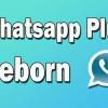 v1.20 de Whatsfapp télécharger la meilleure alternative à WhatsApp double + renaît