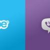 Comment Skype peut battre Viber sur les taux d'appels et numéros de téléchargement gratuit