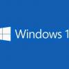 De Windows 10 10158 mise à jour - avant le lancement