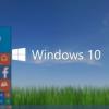 Microsoft Windows 10 va être les os finales à l'expédition dans une boîte de détail