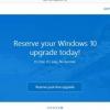 Windows 10 mise à jour gratuite à partir de Windows 7, 8 et 8.1 - voulez-vous mettre à jour votre système d'exploitation?
