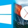 Windows 10 vs OS X el capitan - interface et propose comparaison