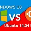 Windows 10 vs Ubuntu - qui va gagner la «convergence» bataille