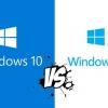 Windows 10 Windows 8 vs vs Windows 7 - avantages et les inconvénients de chaque système d'exploitation