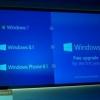 Windows 7 à Windows 10 mise à niveau - les problèmes et comment les résoudre