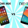 Xiaomi Mi 4 vs Google Nexus 5 - ce qui va à l'encontre de l'autre?
