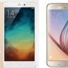 Xiaomi mi noter pro vs Samsung Galaxy S6 - Samsung peut S6 résister à l'assaut xiaomi?
